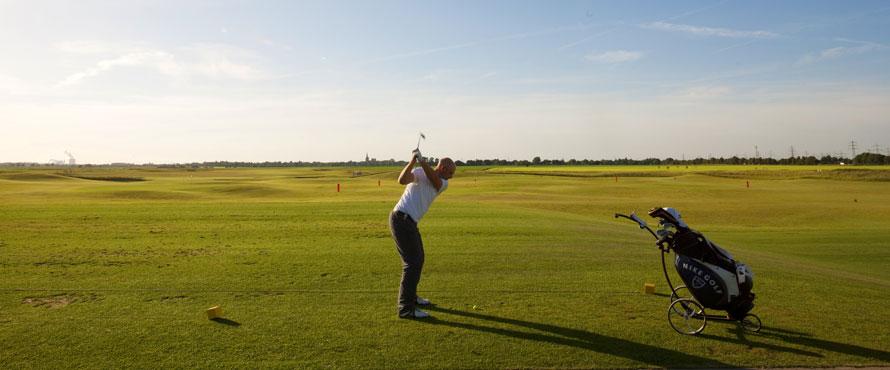 Golfanlage GolfCity Golf City Köln Pulheim