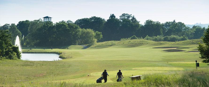 Golfanlage Golf Schloss Nippenburg